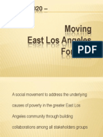 Vision 2020 - Moving East Los Angeles Forward (Mission Document)