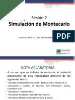 Sesion 3 Simulacion de Montecarlo - VEst