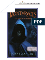 Montaraces 01- Las Ruinas de Gorlan- John Flanagan