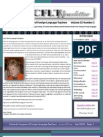 CCFLT April 2013 Newsletter revised