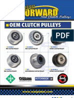 WAI Clutch Pulley