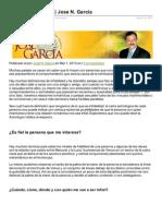 Josengarcia.com-Es Fiel Mi Pareja Jose N Garcia