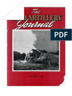 Field Artillery Journal - Aug 1944
