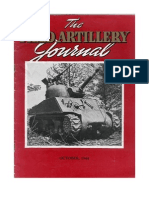 Field Artillery Journal - Oct 1944