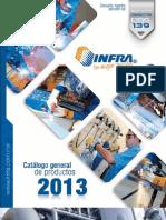 INFRA Catalogo 2013
