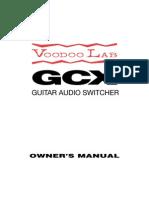 Gcx Manual