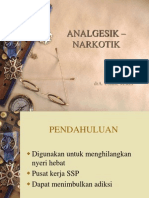 Farmakologi Analgesik-Narkotik