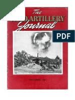 Field Artillery Journal - Dec 1944