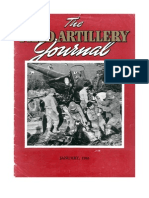 Field Artillery Journal - Jan 1945