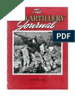 Field Artillery Journal - Jan 1945
