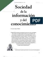 Sociedad de La Informacion Zapata