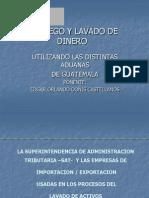 20070529 090531 Trasiego y Lavado de Dinero (Guatemala)