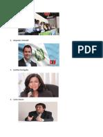 Ministros de Guatemala