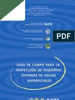 Guia Campo Inspecciones Aguas Superf