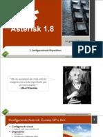 Configuracion Inicial Asterisk