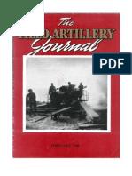 Field Artillery Journal - Feb 1945