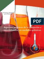 Aspectos Practicos de La Validaciion Incertidumbre en Mediciones Quimicas