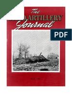 Field Artillery Journal - May 1945