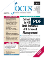 Critical HR Issues
