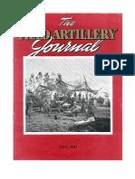 Field Artillery Journal - Jul 1945