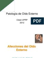 02) Patología Oído Externo