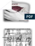 1. TEORÍA DE GÉNERO