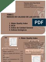 Tema 2 Indices 2013 Feb 13