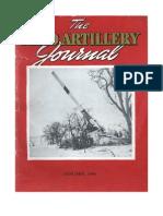 Field Artillery Journal - Jan 1946