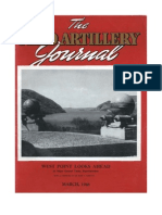Field Artillery Journal - Mar 1946