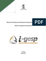 Manual de Elaboracao Do Orcamento 2012