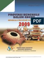 Bengkulu dalam angka 2009