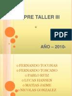 pretaller 2010