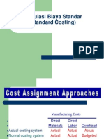 BAB VI Standard Costing