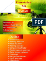 RADAR Presentation Ppt