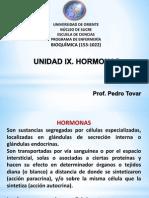 Unidad Ix. Hormonas