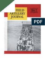 Field Artillery Journal - Aug 1946