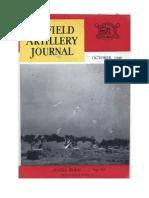 Field Artillery Journal - Oct 1946