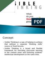 5 Presentacion visible thinking.pptx