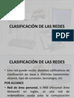 3 - Clasificacion de Las Redes