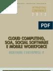 Cloud, Soa, Social e Mobile