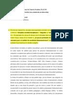 Trabajo final Teoría Social FLACSO 2012