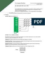 P06 Uso Del Teclado Matricial 4x4 y El LCD