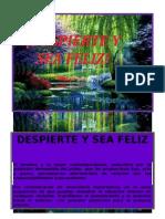 Despierte y Sea Feliz (Joanna de Angelis) Divaldo Fran