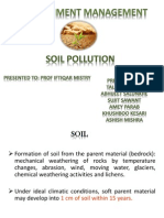 soil pollution ppt