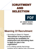Recruitment and Selection (3)
