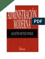 Administración Moderna_
