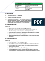 LaBudaCJ-TheVeldt Lesson Plan 7th Grade