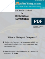 Biological computers