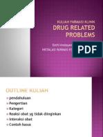 Kuliah Farmasi Klinik-DRP