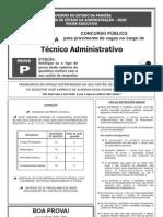 P Técnico Administrativo